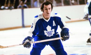 Ron Ellis Of The Toronto Maple Leafs